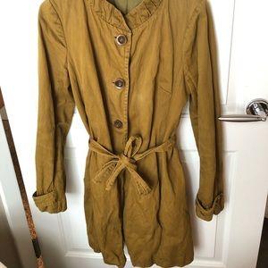 J. Crew mustard jacket